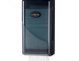 1489toiletrol_dispenser_bulkpack_uniqcare_zwart_pearl_wk