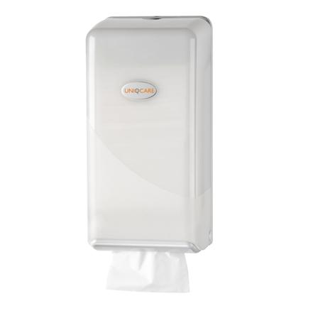 1874toiletrol_dispenser_bulkpack_uniqcare_wit_pearl_wg