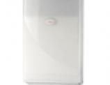 3217vouwhanddoek_dispenser_slimfold_uniqcare_wit_pearl_wk