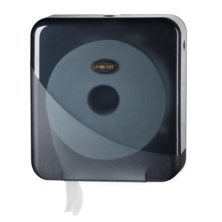 4945toiletrol_dispenser_jumbo_mini_uniqcare_zwart_pearl_wg