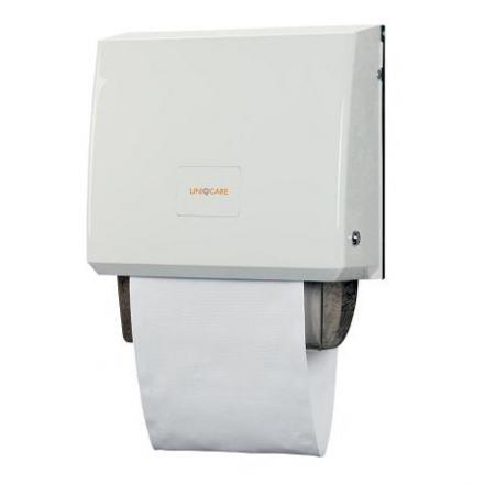 5802handdoekautomaat_standaard_wit_uniqcare