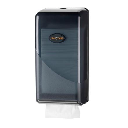 6250toiletrol_dispenser_bulkpack_uniqcare_zwart_pearl_wg