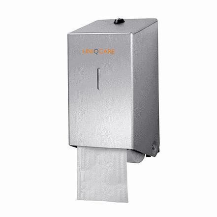 Toiletpapierdispenser DOP RVS