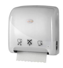 handdoekrol-automaat-autocut-mini-matic-wit