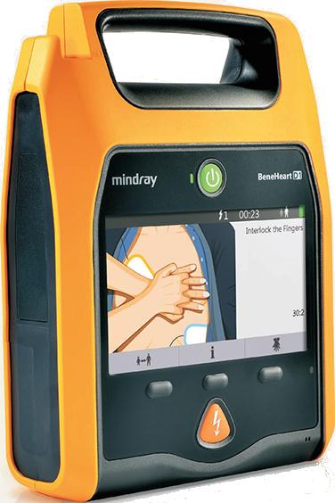 uniqcare-defibrillator
